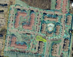 Commercial Landscape Services Diagram by Gardens of Babylon, Nashville, TN