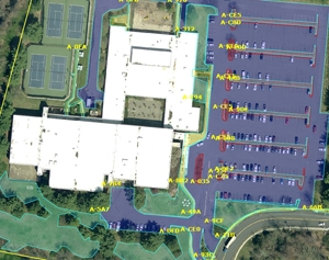 Commercial Landscaping & Snow Services Diagram, Monello Landscape Industries, Wayne, NJ