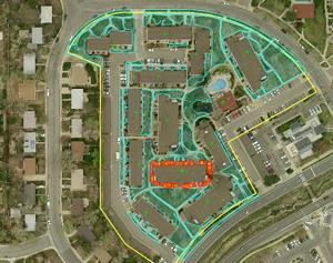 Commercial Landscape Maintenance Diagram, Solomon Services, Denver, CO