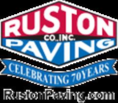 Ruston Paving